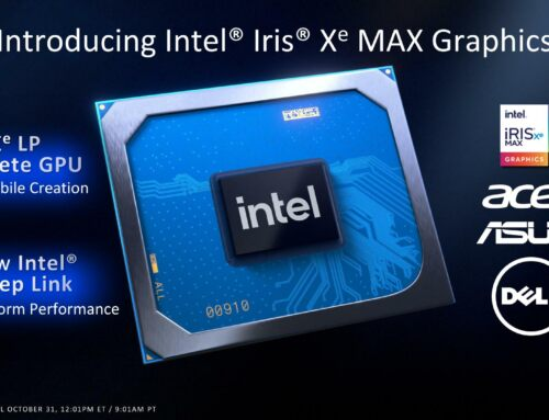 Is Intel's First Discrete Graphics Card Competitive? Press X(e) to Doubt – Intel Iris Xe MAX Mobility GPU Comparable To NVIDIA MX350 in Games